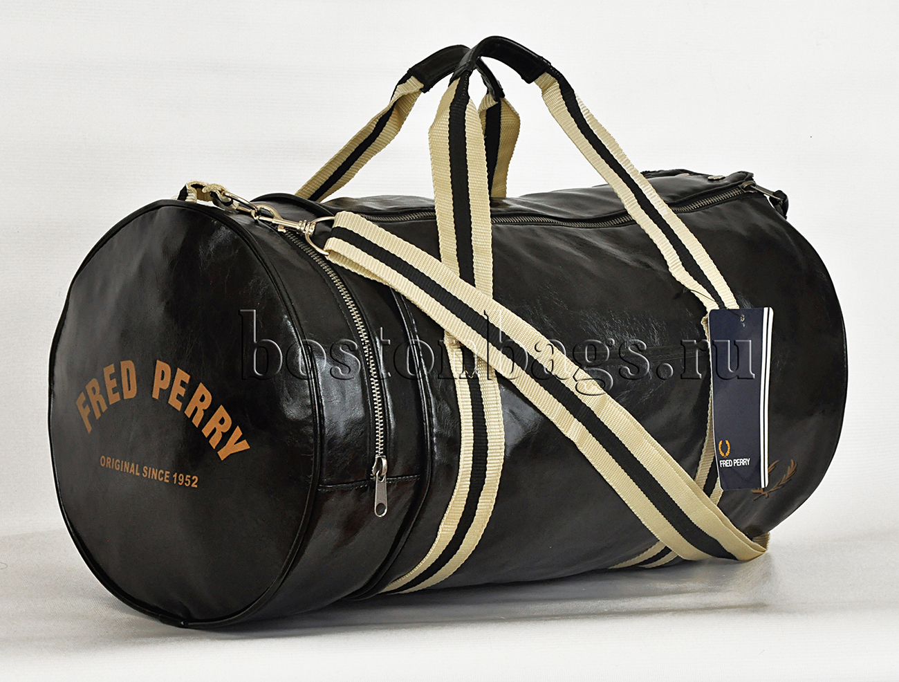 1b751a02452c Спортивная сумка Fred Perry | Boston Bags